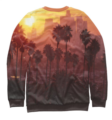 Sweatshirt Sweatshirt los angeles | USA-156425-swi photo #2
