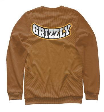 Sweatshirt Sweatshirt grizzly | MED-253869-swi photo #2