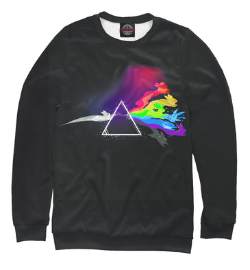 Sweatshirt Sweatshirt pink floyd bunny | HIP-434548-swi photo #1