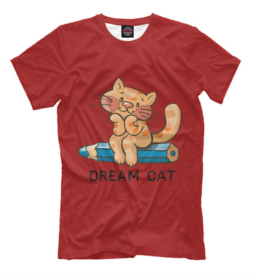 T-shirt T-shirt dream cat | CAT-185467-fut-2 photo #1