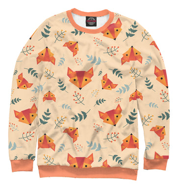 Sweatshirt Sweatshirt fox | FOX-295394-swi photo #1