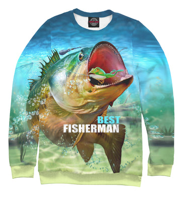 Sweatshirt Sweatshirt best fishermen | FSH-720725-swi photo #1