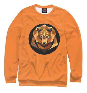 Sweatshirt Sweatshirt bear | MED-621469-swi photo #1