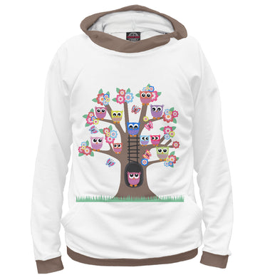 Hoody Hoody owl house | OWL-798096-hud photo #1