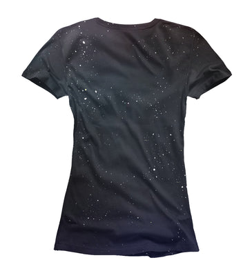 T-shirt T-shirt the hedgehogs in space | EZH-151554-fut-1 photo #2