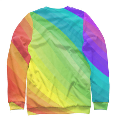 Sweatshirt Sweatshirt rainbow | CLR-500022-swi photo #2