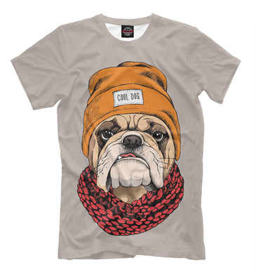 T-shirt T-shirt doggi | DOG-380786-fut-2 photo #1