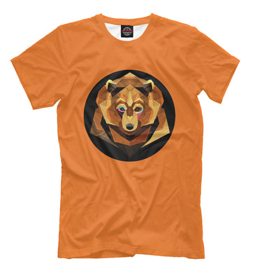 T-shirt T-shirt bear | MED-621469-fut-2 photo #1