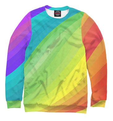 Sweatshirt Sweatshirt rainbow | CLR-500022-swi photo #1