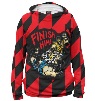 Hoody Hoody v finish him | CHS-319152-hud photo #1