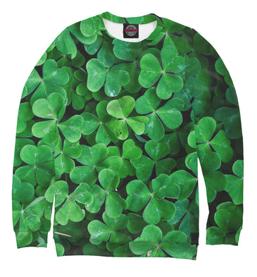 Sweatshirt Sweatshirt clover | MAC-535417-swi photo #1