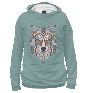 Hoody Hoody she wolf | VLF-615268-hud photo #1