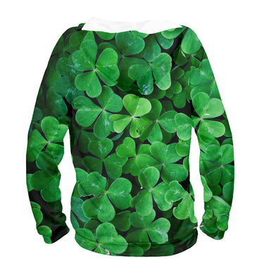 Hoody Hoody clover | MAC-535417-hud photo #2