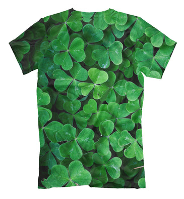 T-shirt T-shirt clover | MAC-535417-fut-2 photo #2