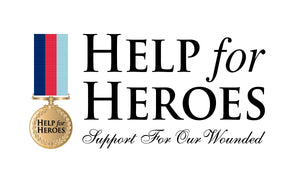 Happy Birthday Help for Heroes… 10 years old today!