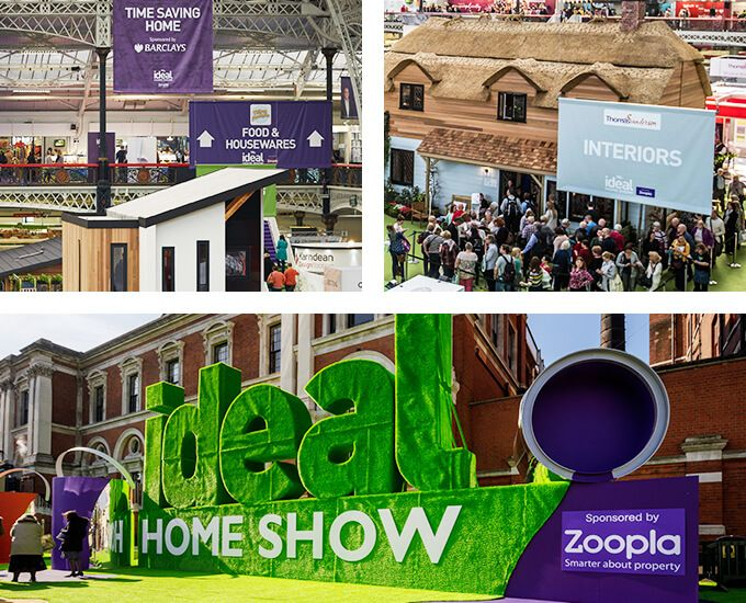 iBeani at Ideal Home Show 2019 London