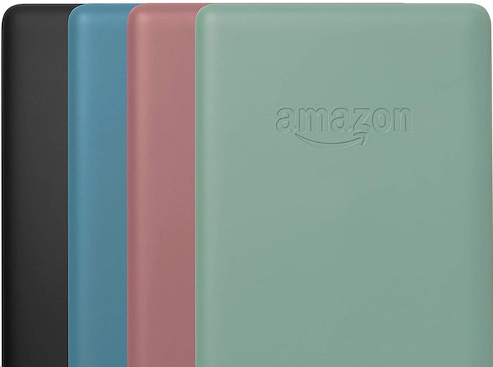 Amazon Kindle Paperwhite Goes Trendy With Colour