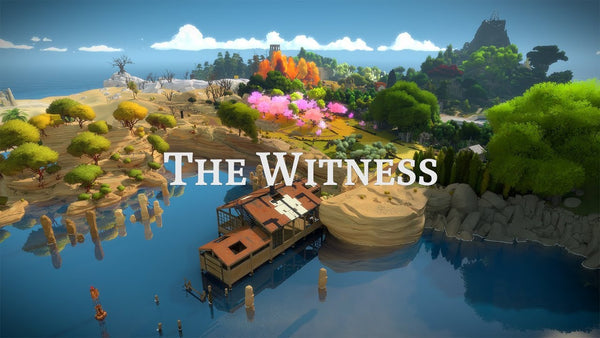 the witness ios game map