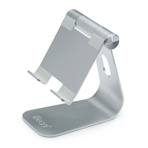 Universal Adjustable Desktop Tablet Stand by iBeani - Silver