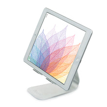 Load image into Gallery viewer, Universal Adjustable Desktop Tablet Stand by iBeani - Silver