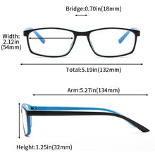 Load image into Gallery viewer, Blue Light Blocking Glasses - Unisex, by iBeani