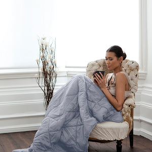 Quishion – A Cozy Blanket or Quilt in a Cushion! By iBeani