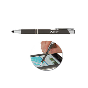 2 in 1 Soft Touch Universal Stylus for Tablet & Mobile by iBeani