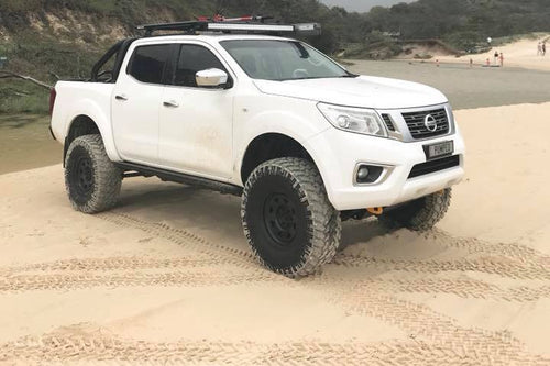 SCF ROCK SLIDERS - NAVARA SERIES