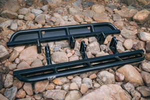 SCF Rock Slider w/ Skid Plate & High Lift Jack Holes