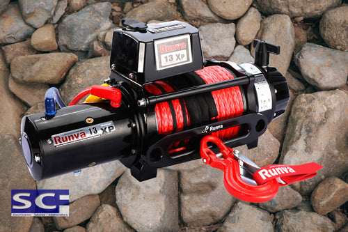 RUNVA 13XP PREMIUM WINCH KIT