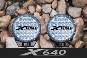 XPOSED LED Spot Lights