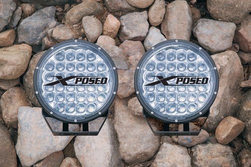 XPOSED - X640 LED SPOT LIGHTS