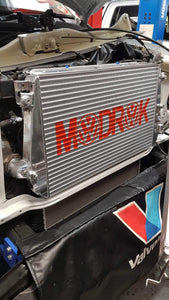 VW AMAROK MODROK INTERCOOLER - V6