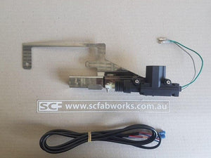 SCF Tailgate Locking Kits Amarok