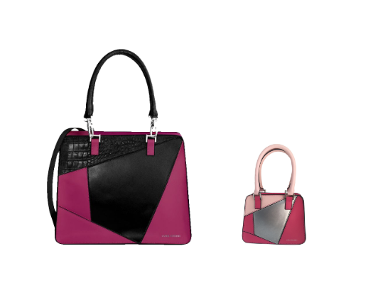 Allegra Medium & Mini - Fuchsia