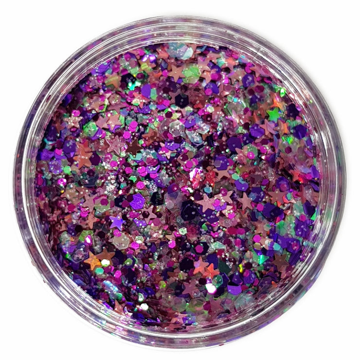 Barbie Chunky Glitter - Starlight