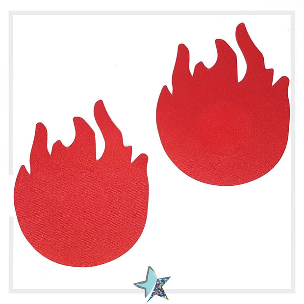 Red Fire Pasties