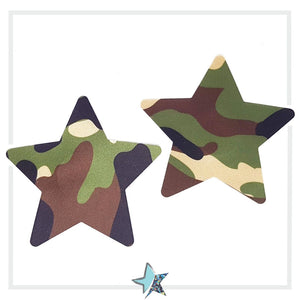 Army Star Pasties