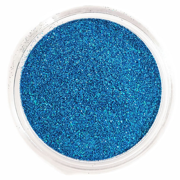 Holographic Blue Fine Glitter Powder - Starlight