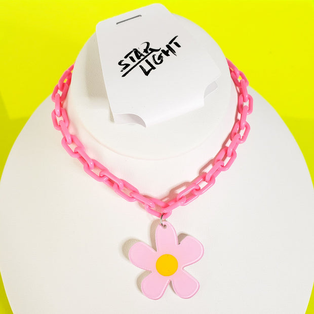 Baby Flower Choker Starlight