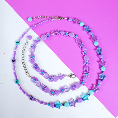 Love Choker Set Starlight