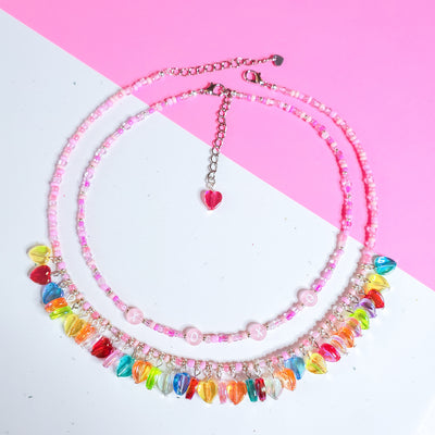Xoxo Choker Set Starlight