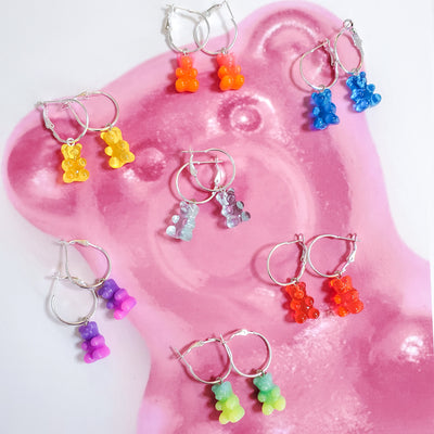 Yummy Yummy Earrings Starlight