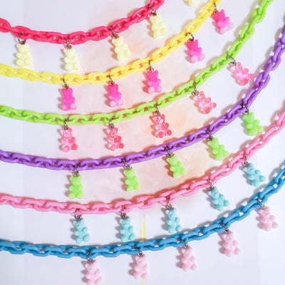 Kandy Gummy Bear Necklace