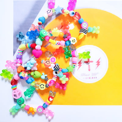 Gummy Yummy Bracelet Starlight - special discount for more than one item
