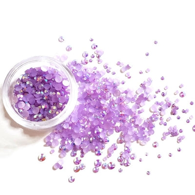 Light Purple AB Loose Rhinestones - Starlight
