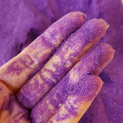 Fantasy Purple fine glitter powder  - Starlight