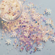 Magic Snow Chunky Glitter - Starlight