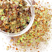 Golden Dust Chunky Glitter - Starlight