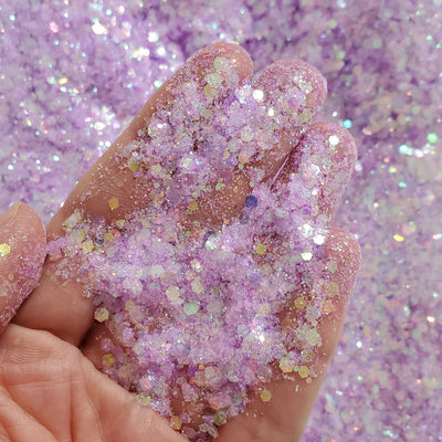 Cosmic Energy Chunky Glitter - Starlight